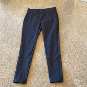 Eddie Bauer Dark Gray Ponte Pants